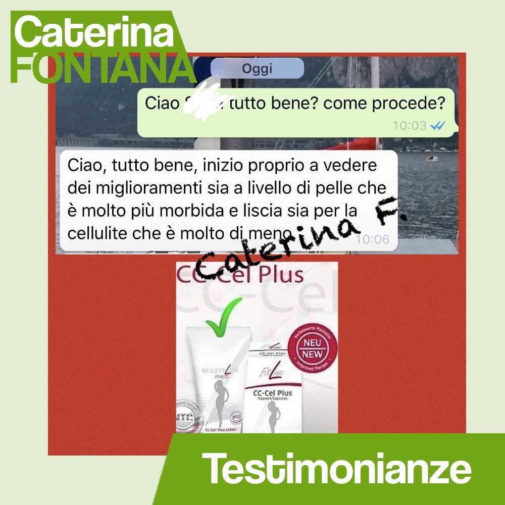 Testimonianza Fitline8